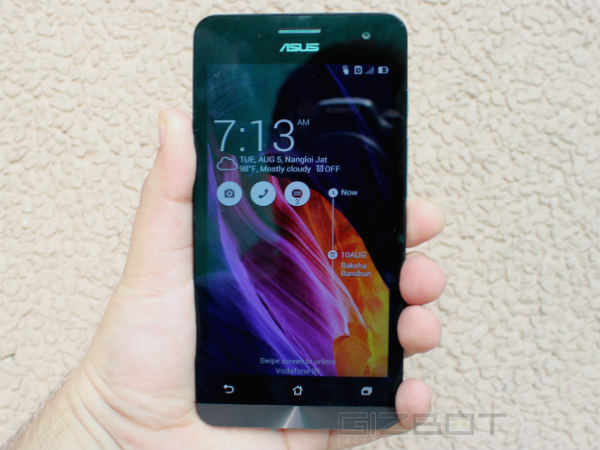 Asus Enters Indian Smartphone Market with Zenfone 4, 5 and 6