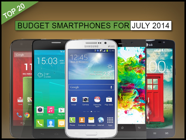 Best economical smartphone in india 2014