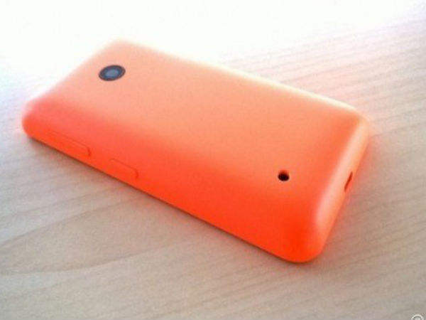 Nokia Lumia 530 Images Caught in Wild