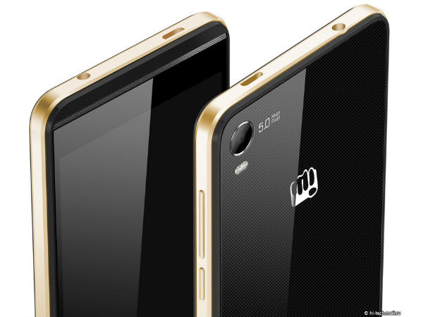 Micromax Canvas Fire A093 Listed at Rs 6,999: Top 5 Smartphone Rivals