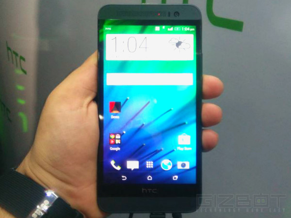 HTC One E8 Features: Sleekness Personified