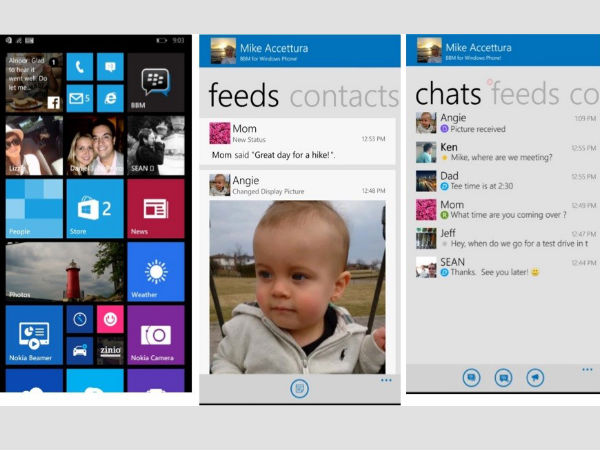 BBM for Windows Phone Beta Program Registrations Starts Today