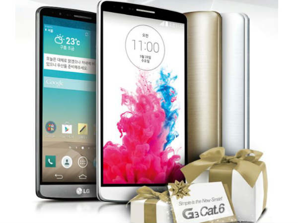 LG G3 Cat. 6 AKA G3 Prime Spotted Via Korean Online Mall