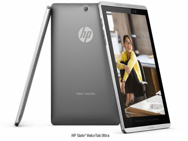 HP Slate 7 VoiceTab Ultra, Slate 8 Plus Get Listed on Official Sites