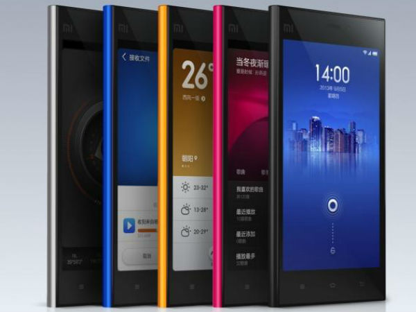 Xiaomi Mi3 Launched At Rs 14,999 in India: Top 5 Features