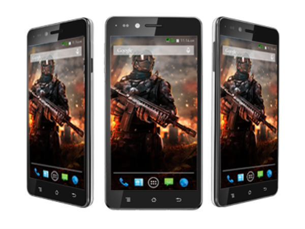 Hexa Core Phones: Xolo Play 6x-1000