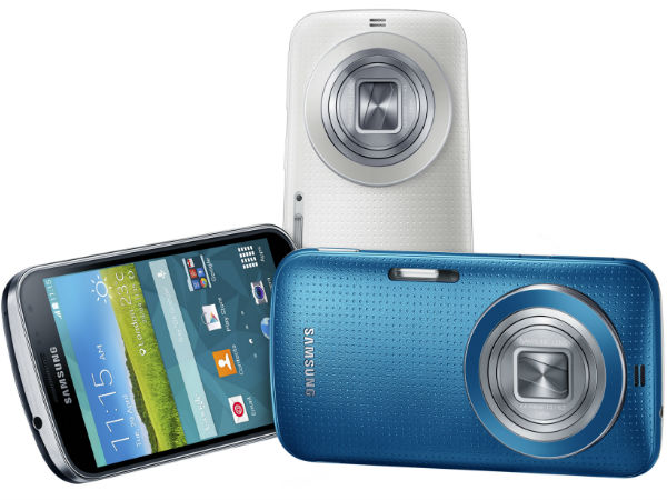 Hexa Core Phones: Samsung Galaxy K zoom