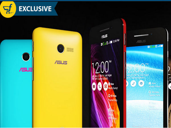 Asus Zenfone 4 and Zenfone 6 Now Available At Rs 5,999, Rs 16,999