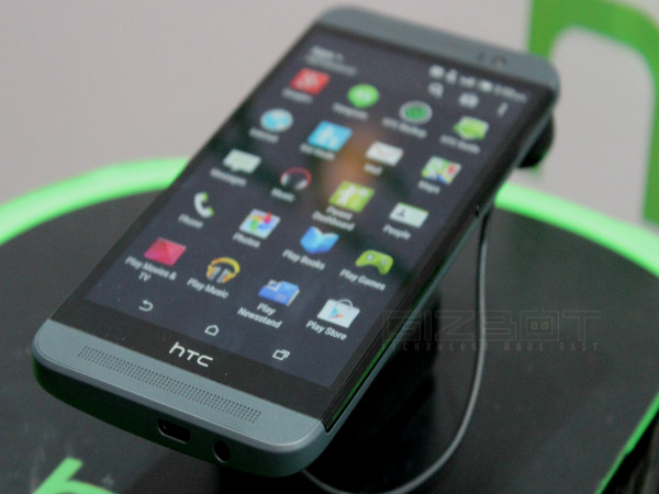 HTC One (E8) Hands-On And First Look