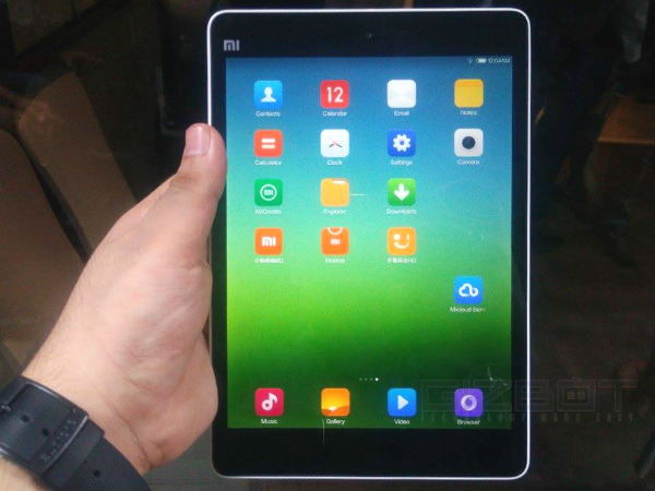 Xiaomi MiPad Features: The 'Big' Battery