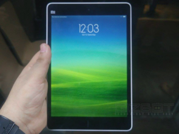 Xiaomi MiPad Features: Colors, Colors Everywhere