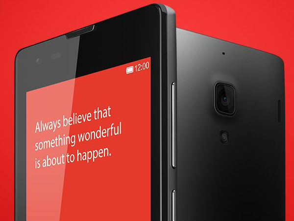 Xiaomi Redmi 1S Officially Unveiled in India: Top 5 Features