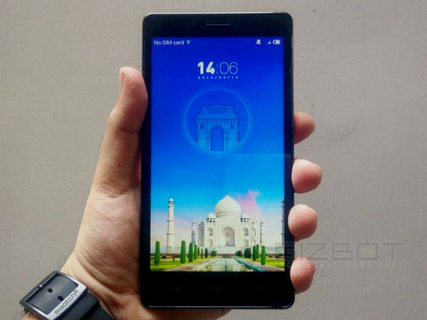 Xiaomi Redmi Note Officially Unveiled in India At Rs 9,999