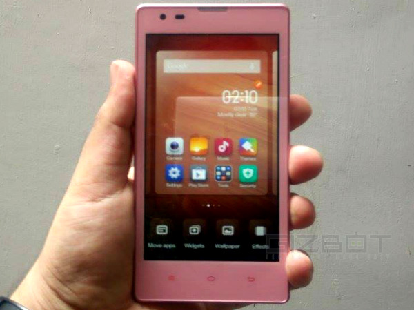 Xiaomi Redmi 1S With Dual SIM Support Unveiled at Rs 6,999 in India