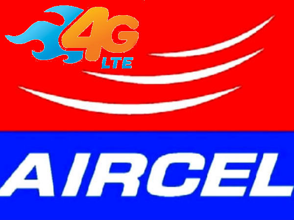 Aircel Launches India's second 4G LTE Service