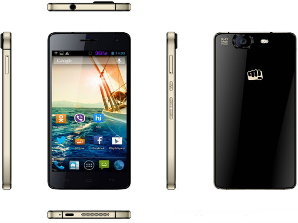 Micromax, Vodafone Teams Up To Offer Free 2GB Data for Canvas Knight