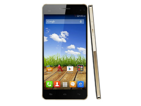 Micromax Canvas HD Plus A190: Features, Specification and Price
