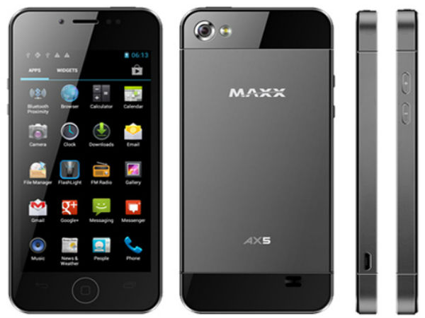 Maxx Mobile Will Launch 9 New Smartphones, 17 In Total