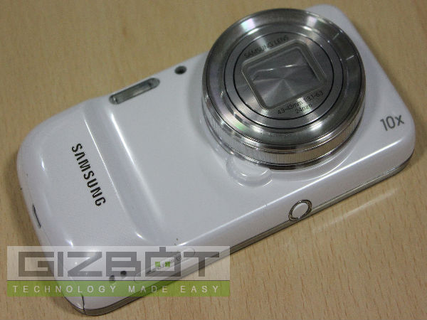 Samsung Galaxy S4 zoom Starts Receiving KitKat Update