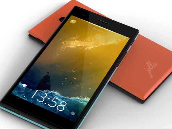 Jolla Sailfish Features: Improved Lockscreen