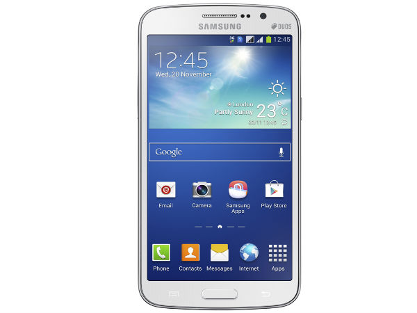 Samsung Galaxy Grand 2: 10th best-selling smartphones worldwide