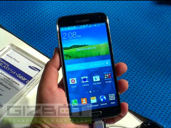 Samsung Galaxy S5 Hidden Features: Tilt Phone and Create a Playlist