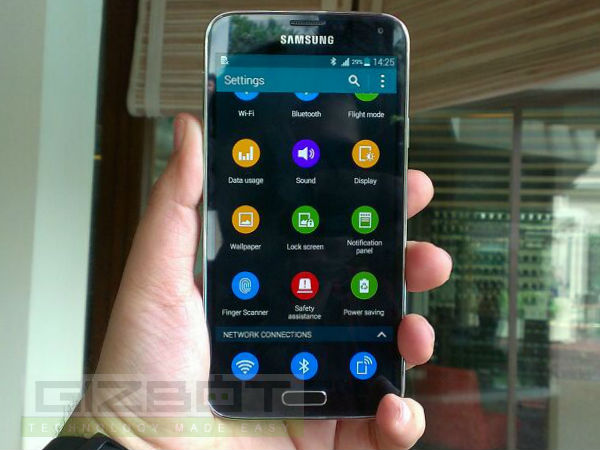 Samsung Galaxy S5 Hidden Features: Quick Connect