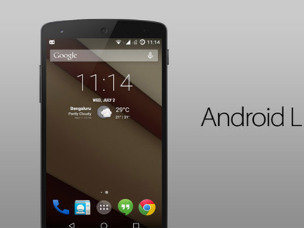 Android L Vs Android 4.4 KitKat: Top 4 Differences Worth Knowing