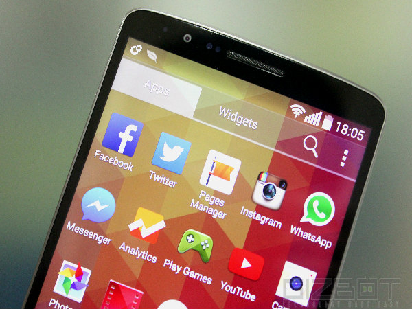 LG G3 Features: 4X Quad HD Support
