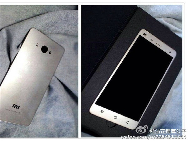 Xiaomi Mi4: Alleged Images of Flagship Smartphone Leaked