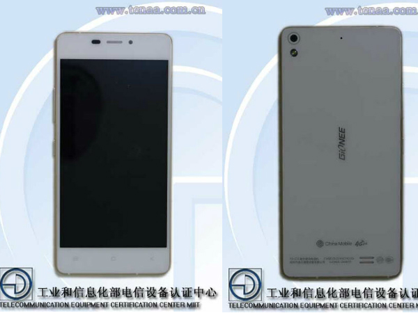 Gionee GN9005 Smartphone Could Sport 5mm Thickness