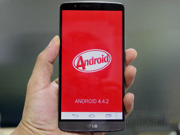LG G3 Hands-On and First Look: A Simple Smartphone That's Smart Enough