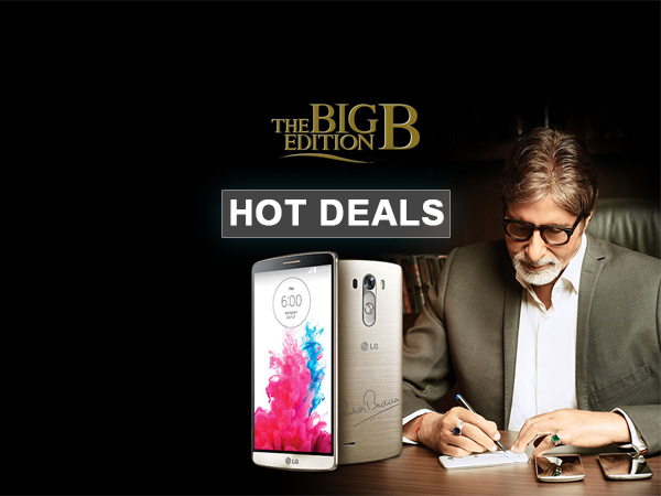 LG G3 Released in India in 16 and 32GB Variants: Top 5 Best Deals