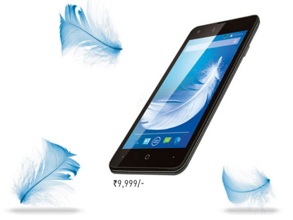 Xolo Q900s Listed On Official Website at Rs 9,999