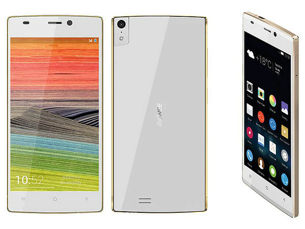 Top Chinese Smartphone Manufacturers: Gionee