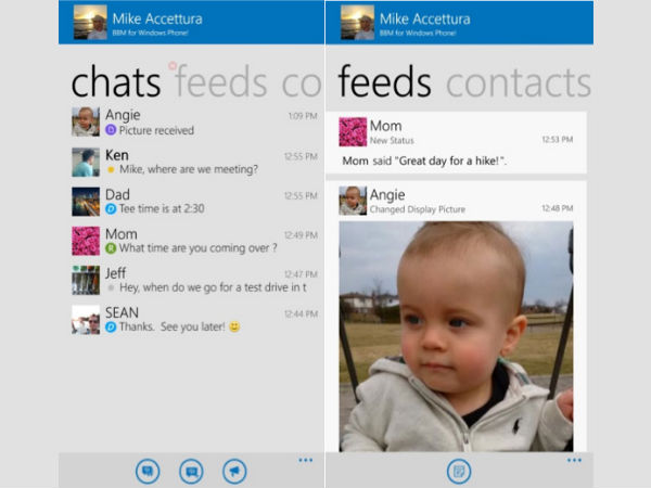 BBM for Windows Phone To Arrive Next Week