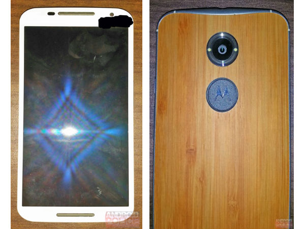 Motorola Moto X+1 Live Images Leak Online