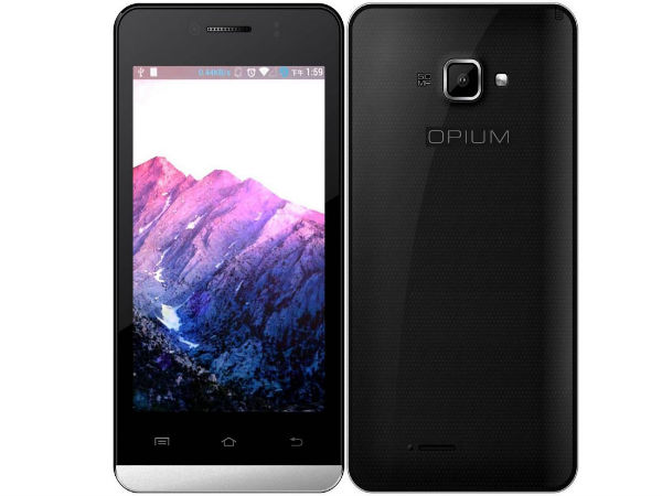 Karbonn Opium N7: Key Specifications
