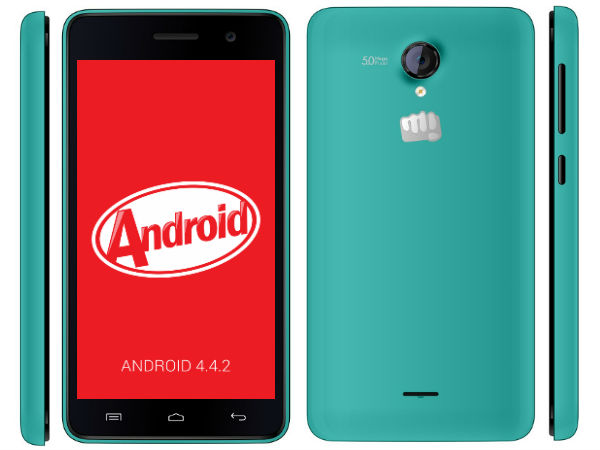 Top Online Deals for Smartphones: Micromax Unite 2