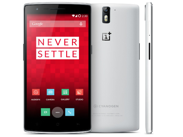 OnePlus One With 64GB Internal Memory