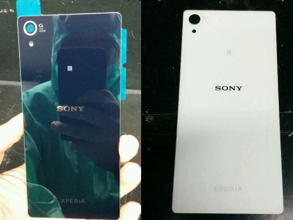 Sony Xperia Z3 Latest Photos Leak Confirms White Variant As Well