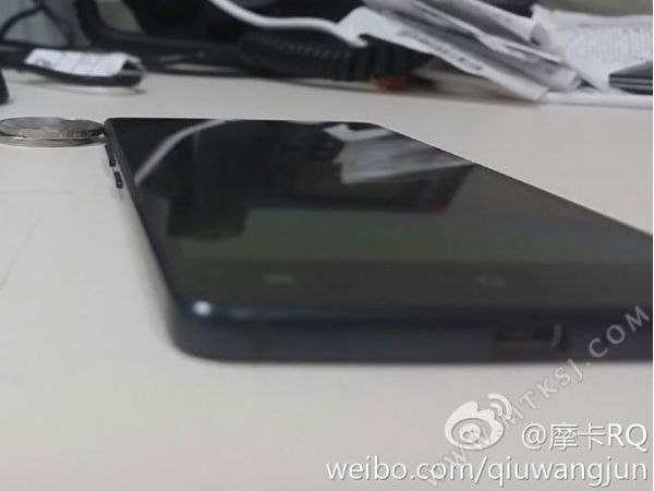 Gionee Elife S4.8 With 5mm Thin Profile Leaks Online