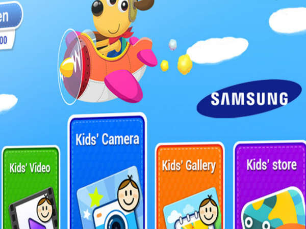 Samsung Kids Store Now Boasts More Than 900 Apps, Games