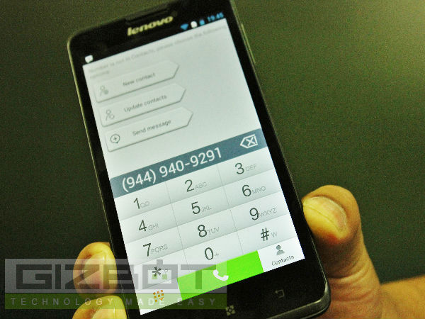 Lenovo To Roll-Out KitKat Update for 6 Smartphones in India This Week