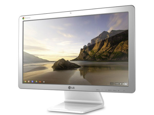 LG Chromebase All-in-One Computer Now Officially Available