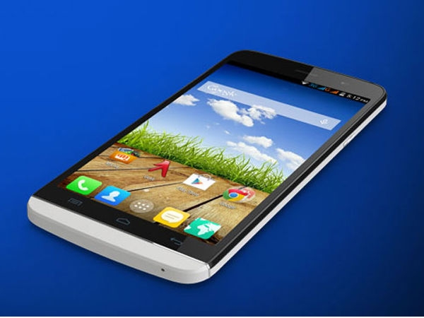 Micromax Canvas L A108 Vs Top 5 Potential Smartphone Rivals