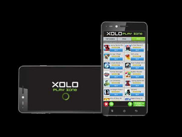Xolo Play 6X-1000 Features: Xolo Play Zone