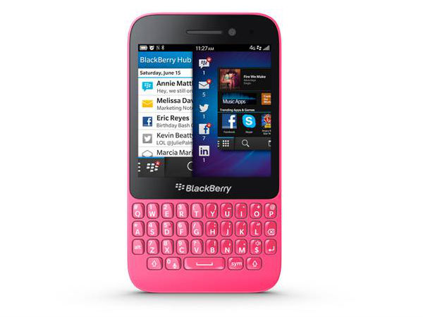 BlackBerry Q5 Gets Rs 6,000 Price Cut, Along With 9720 and Curve 9320