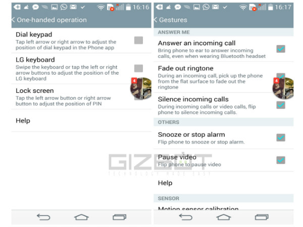 LG G3 Tips and Tricks: One Handed Operation