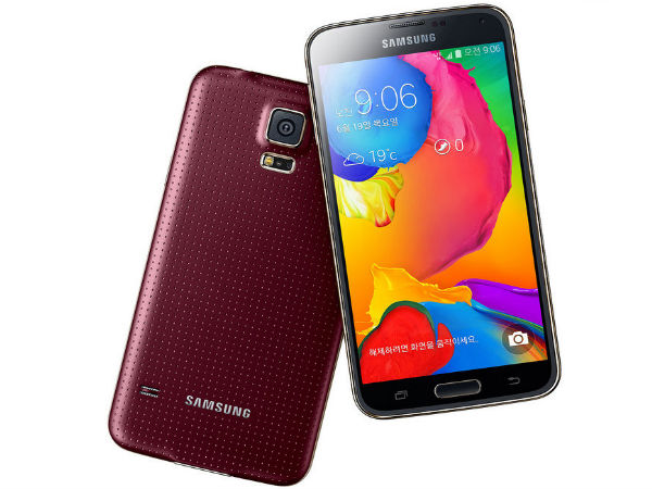 how to clear start up tetstra on samsung s5